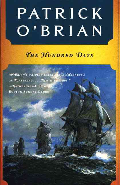 The Hundred Days By O'Brian, Patrick
