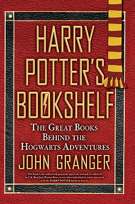 Harry Potter's Bookshelf By Granger, John